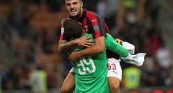 Milan, Cutrone ancora in dubbio. Torna ad Empoli?