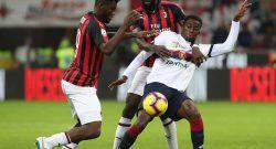Milan, interesse per Kouame: Bertolacci e Montolivo nell'affare?