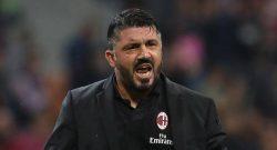Milan-Torino, le formazioni ufficiali: Gattuso con Cutrone e Higuain, Abate ancora difensore centrale