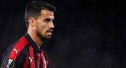 Milan, affaticamento per Suso: si 'scalda' Castillejo