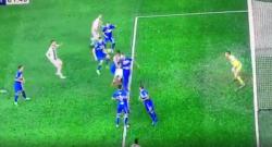 Juventus-Sampdoria 2-1, bianconeri in vantaggio grazie a un rigore molto dubbio [VIDEO]