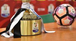 Tv Luna - Milan-Napoli di Coppa Italia si giocherà a San Siro il 29 gennaio alle 20:45