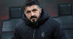 CorSera – Milan, conferma per Gattuso solo con la Champions