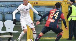 Conti risorsa del Milan: titolare dopo 544 giorni