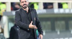 Milan-Frosinone, formazioni ufficiali: le scelte di Gattuso e Baroni