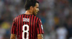 CorSport – Milan, Suso vuole il rinnovo: chiesto ingaggio top
