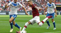Verona-Milan, probabili formazioni: c'è Piatek, confermato Castillejo