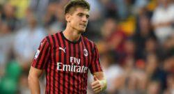 Sportmediaset – Giampaolo pensa a Rebic per Genoa-Milan: Piatek rischia