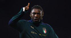 "Kean, il padre snobba il Milan: ""Meglio la Roma"""
