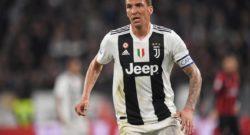 Il Giornale – Milan attento: l'Inter si fionda su Mandzukic