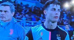 La Juventus perde con la Lazio 3-1 e dice addio alla supercoppa: ecco la reazione di ronaldo! [FOTO]