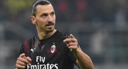 Calciomercato Milan, il post di Ibrahimovic fa tremare