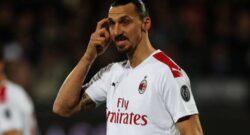 Sky – Ibrahimovic e il Milan verso il divorzio: le ultime