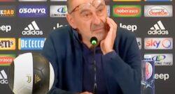 """Juventus nel caos! Damascelli: """"Sarri ha confessato che non comanda lui. Non siamo in un centro sociale"""""""